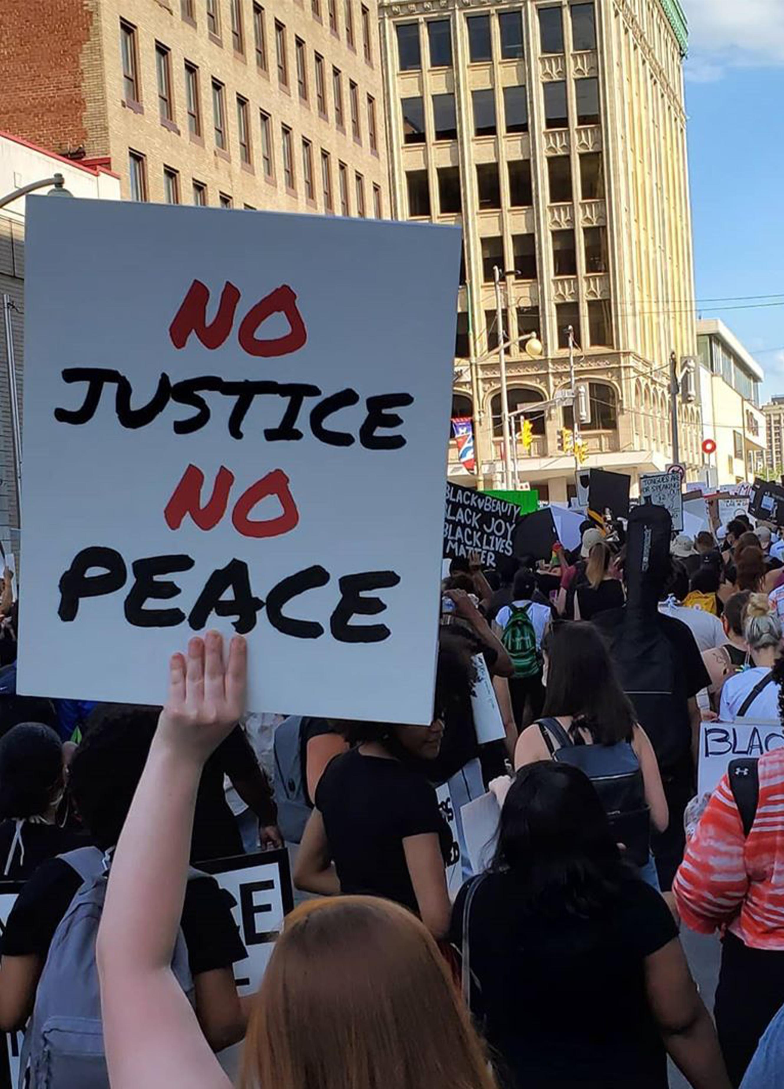 Black Lives Matter Ottawa
