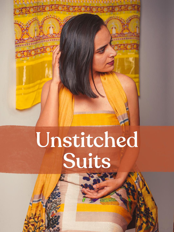 Unstitched Suits!