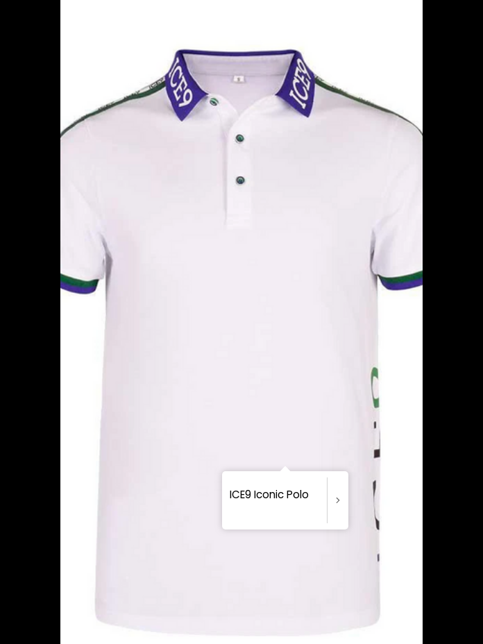 The Iconic ICE9 Polo // Limited Edition