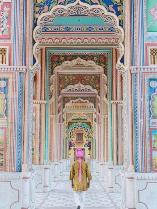 Return To India With So Souk