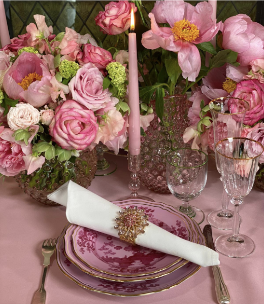 Tablescapes with Tony Marklew