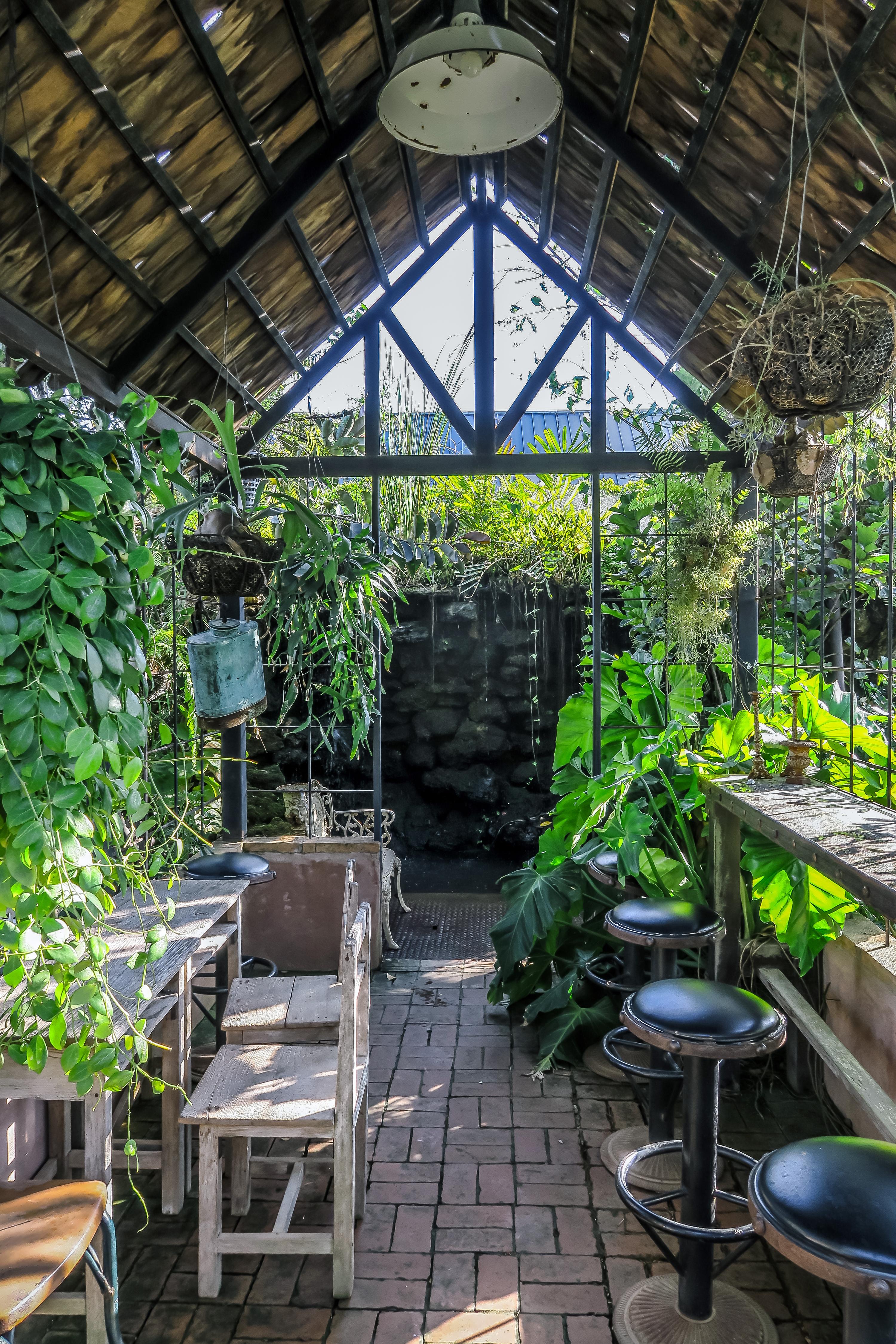 Equip Your Garden Bar