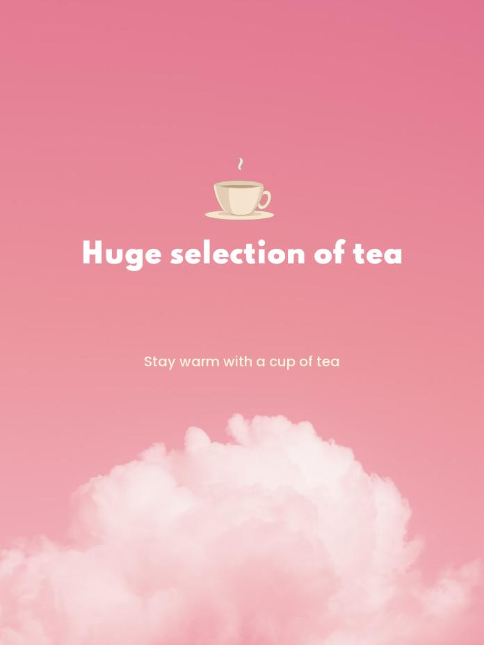 Selection Of Tea