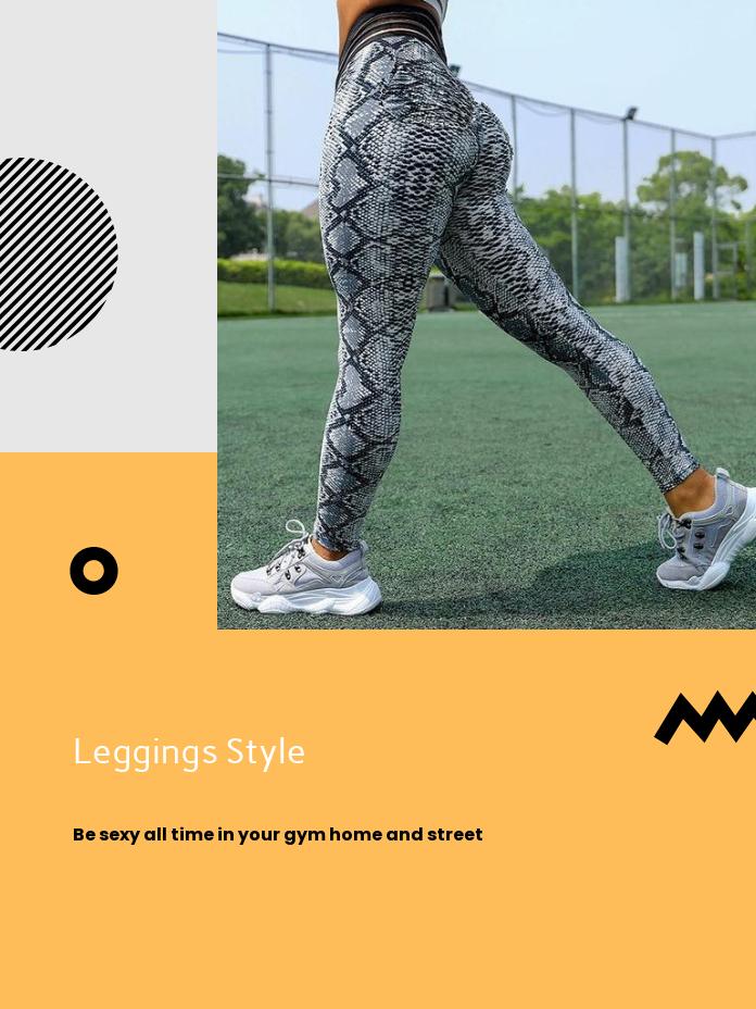 Fashion of Leggings