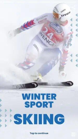 StorifyMe Sport Story